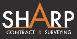 Sharp Contract & Surveying Logo