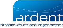 Ardent Infrastructure & Regeneration Logo