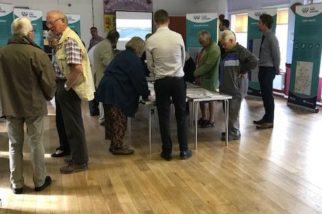 Consultation Event - Gunton Community Hall - 2