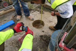 Ground Investigations - Northern Landing Site - 2