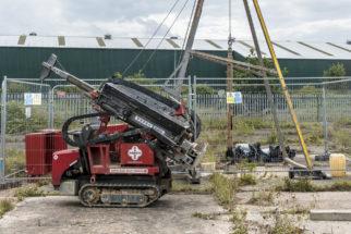 Ground Investigations - Northern Landing Site